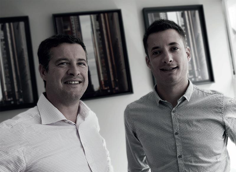 Matthieu MORILLON & Grégory JAULIN